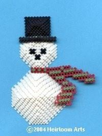 Snowman3in1